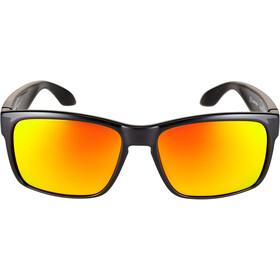 Rudy Project Spinhawk Slim Gafas, black gloss - rp optics multilaser orange